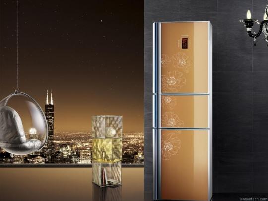 冰箱面板个性化设计