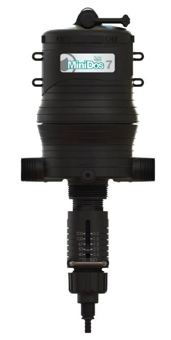 美国HYDRO海卓MiniDos流体驱动比例喷油器