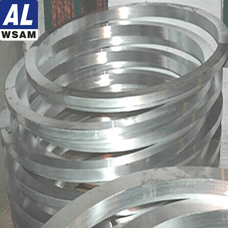 5083铝锻件 铝合金锻环 5A06模锻件 欢迎定制 西南铝