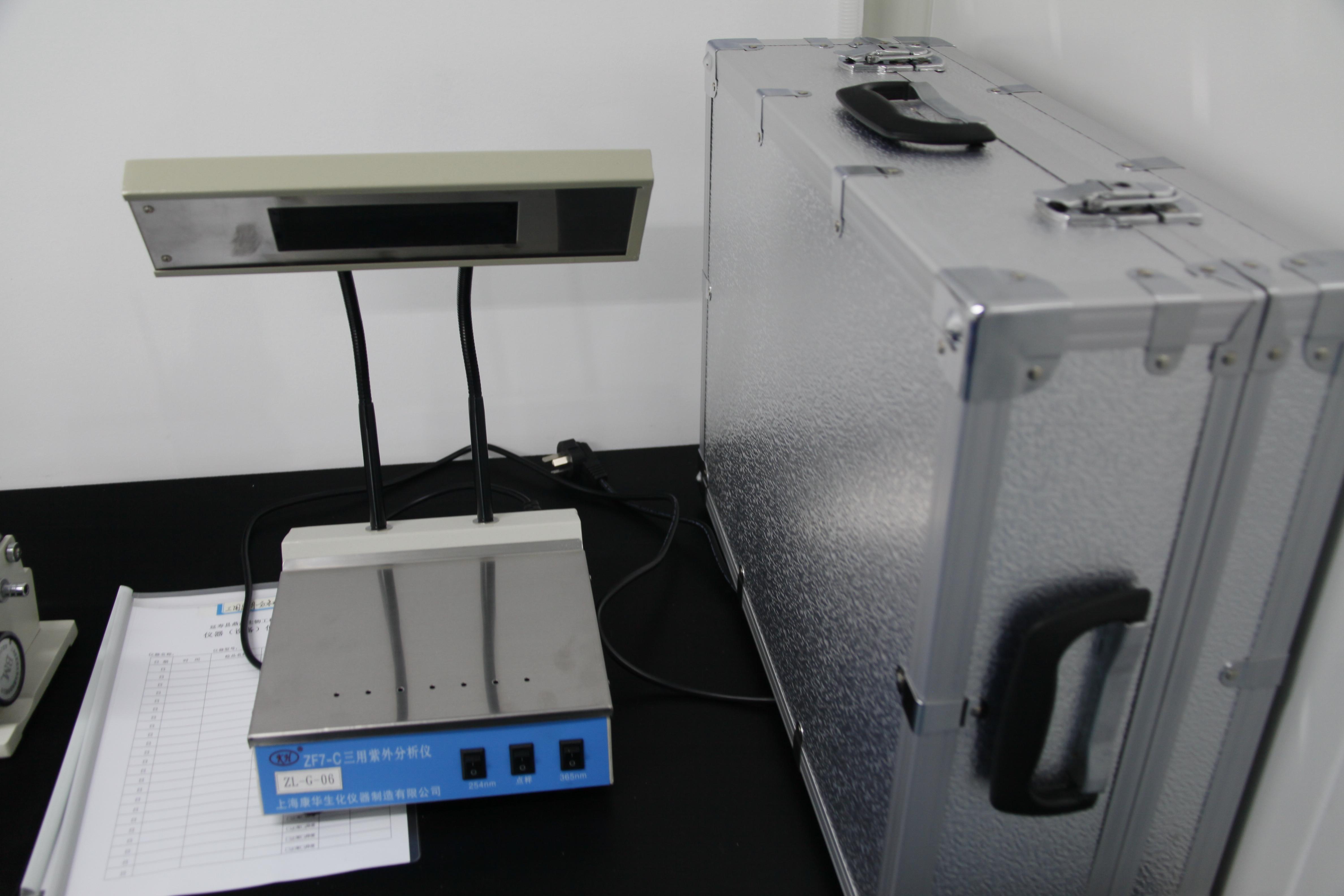 紫外风光光度检测