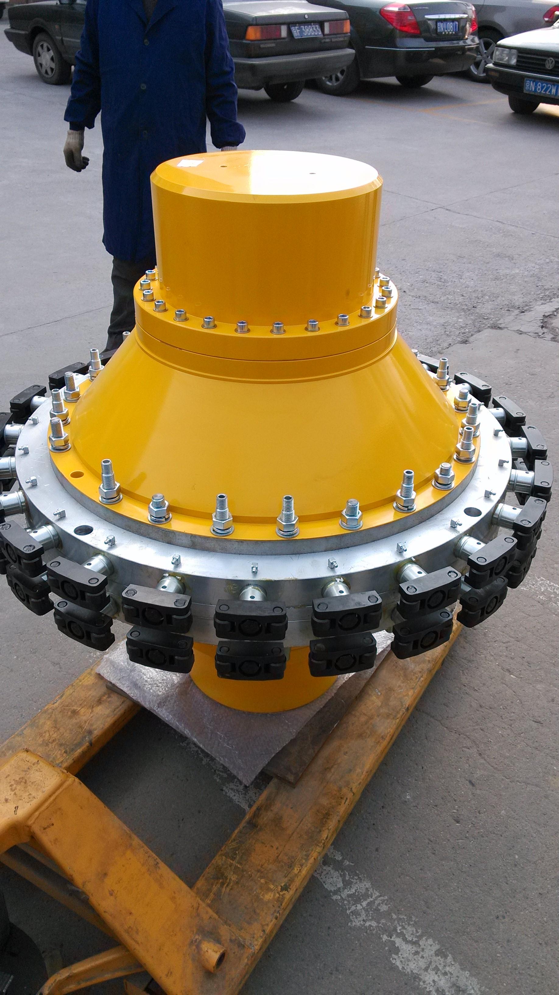 对口器——天然气管道焊接工装