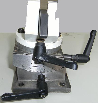 PCD、CBN刀具加工用特殊夹具研发设计