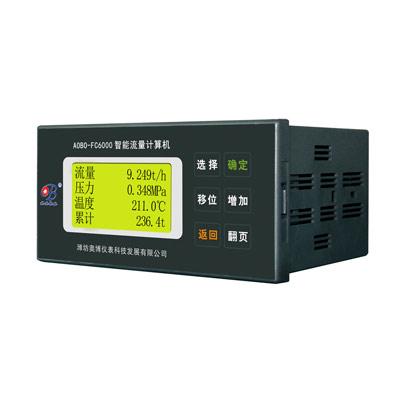 蒸汽气体流量计算机积算仪