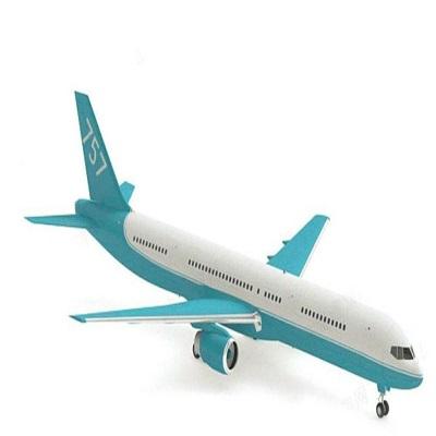 试验用飞机模拟建设
