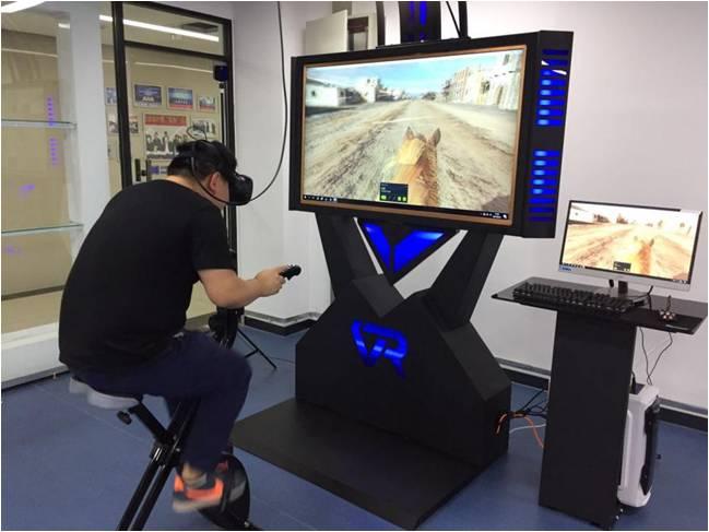 VR內容開發及硬件集成