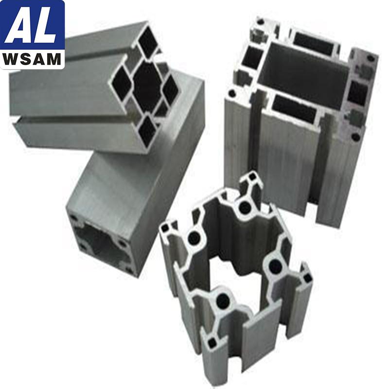 重庆西南铝 6063 6005A铝型材 气缸型材