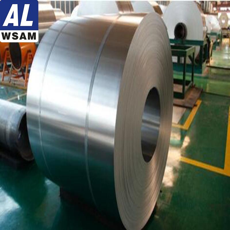 西南铝业5754铝卷 铝合金带 耐蚀性和焊接性好