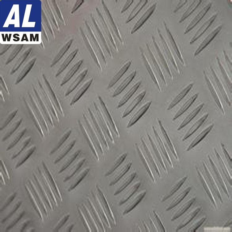 西南铝板 3003中厚铝板 5052花纹铝板